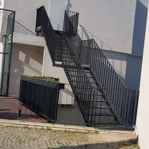 yangin merdiven imalati